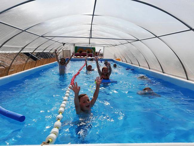 Cours de natation (initiation, apprentissage, perfectionnement)