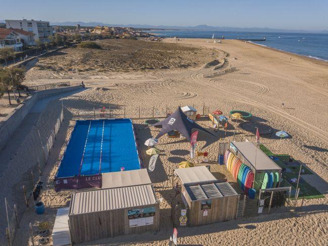 club-plage-hossegor