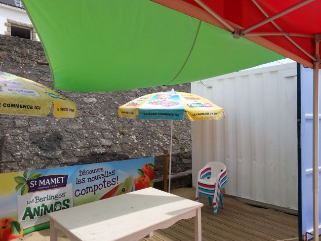 Espace des enfants Club de Plage Mickey du Men-Du La Trinite Sur Mer-Carnac