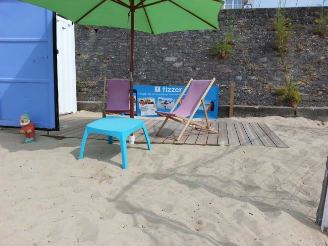Espace des parents Club de Plage Mickey du Men-Du La Trinite Sur Mer-Carnac
