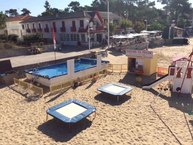 Bienvenue au Club Mickey de Saint Palais sur Mer