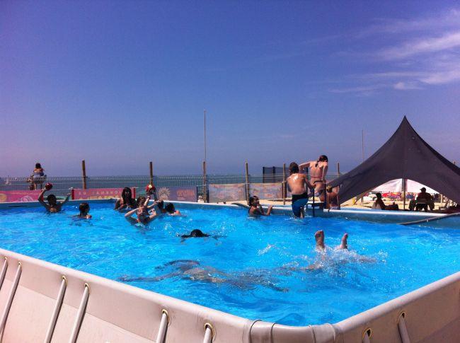 piscine hossegor