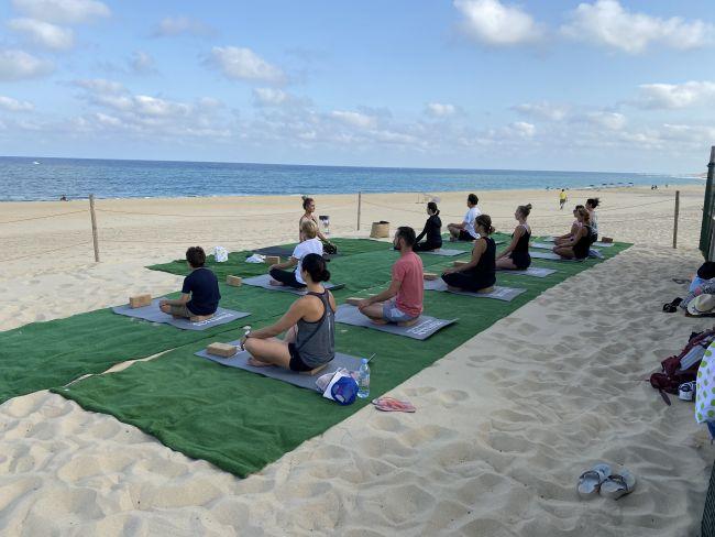yoga hossegor